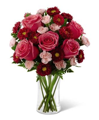 Precious Heart Bouquet